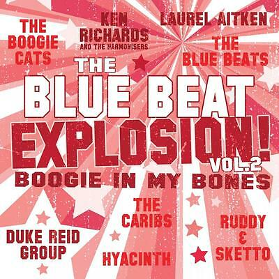 Various Ska Reggae(Vinyl LP)The Blue Beat Explosion Volume 2/Boogie in -M/M