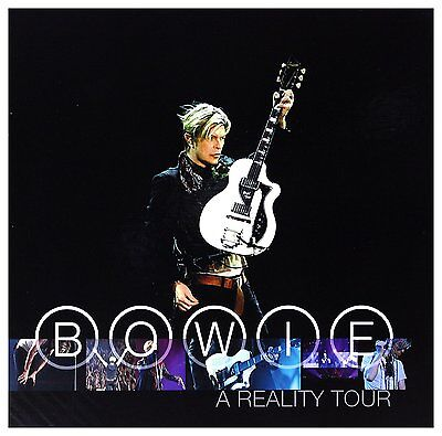 DAVID BOWIE The Reality Tour BOX 3LP Vinile 180 gr. Limited Edition NEW .cp