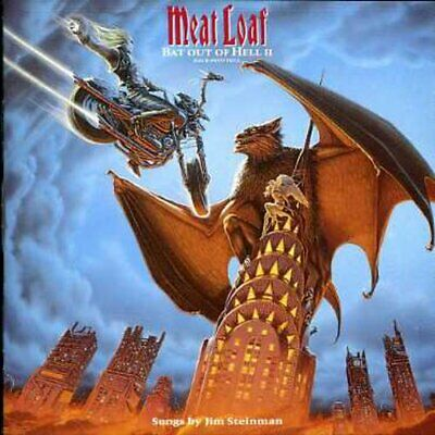 Meat Loaf : Bat Out of Hell 2 CD Value Guaranteed from eBay's biggest seller!