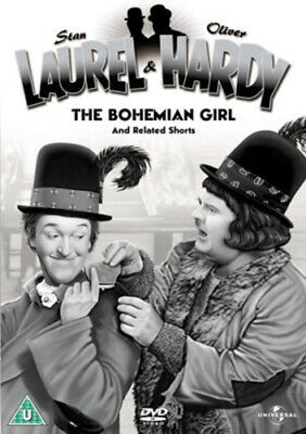 Laurel and Hardy Classic Shorts: Volume 9 - The Bohemian Girl/... DVD (2004)