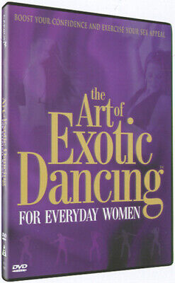 The Art of Exotic Dancing for Everyday Women DVD (2003) Laurie Conrad cert E