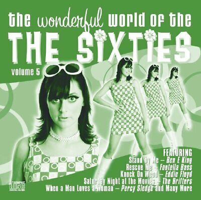Various Artists : Wonderful World of the Sixties, The: Vol. 5 CD (2007)