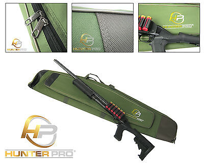 "50"" Padded Shotgun Rifle Gun Bag Case Gun Slip Hunter Pro Quality Shooting Case"