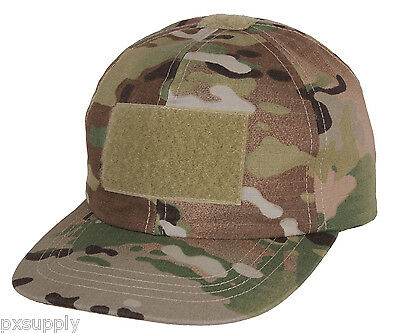 kids hat multicam camo operator military style cap rothco 5462