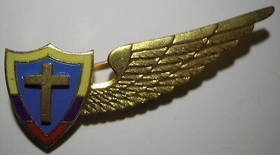 50s 60s Columbian Air Force Chaplain Wing