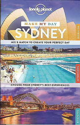 Make My Day Sydney LONELY PLANET TRAVEL GUIDE