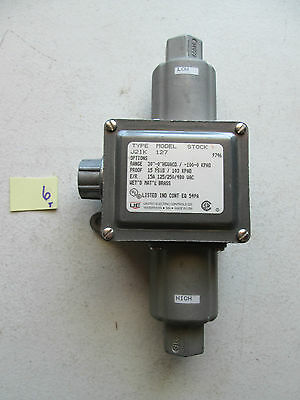 Mobrey Magnetic Level Switch Flow S01 F83 Nsn 5930 01