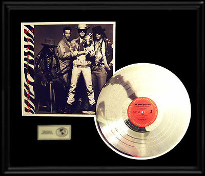 B.a.d. This Is Big Audio Dynamite  Rare Gold Record Platinum  Disc Lp