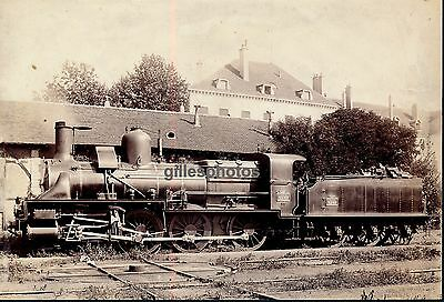 Locomotive c. 1880-90 - PLM 3237 Train - 28