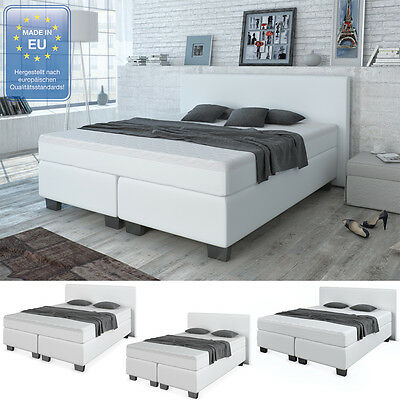 betten mit matratze betten wasserbetten m bel m bel wohnen items picclick de. Black Bedroom Furniture Sets. Home Design Ideas