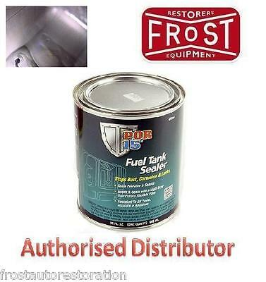 POR15 Petrol Fuel Tank Sealer 946ml Rust Corrosion Ethanol Protection POR 15
