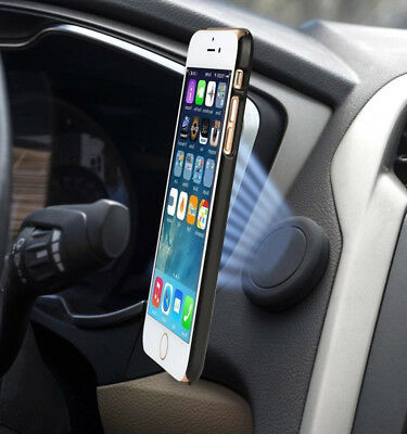 Magnetic Magnet Disc In Car Kit Mobile Phone Holder Dash Mount