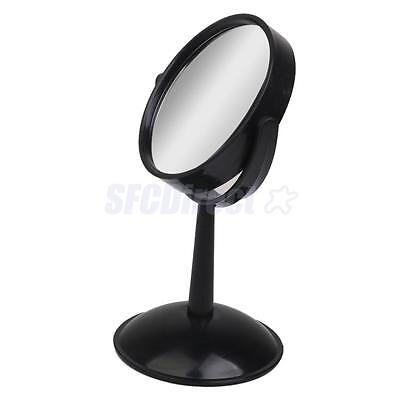 10cm Optical Glass Focal Concave Mirror Light Reflection Tool with Stand