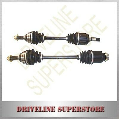FORD CAPRI auto & manu Year 1990-1994 TURBO CHARGED TWO CV JOINT DRIVE SHAFT new