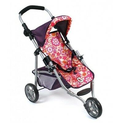 Bayer Chic 2000 Lola Jogging Buggy Dolls Dolly Girls Toy Pram ~ Lay-By Welcome