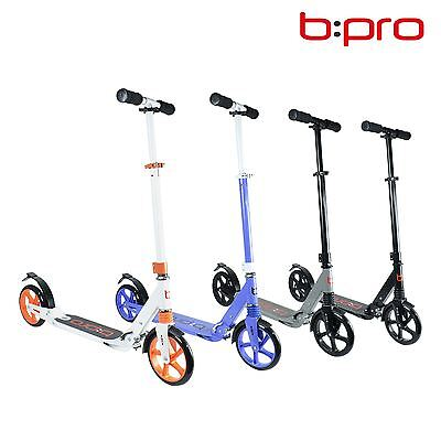 bpro Adult Urban Folding Suspension Town Commute Scooter Street Wheel 200mm Kick