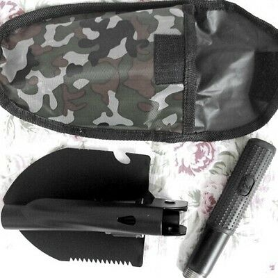 Hot Military Shovel Outdoor Camping Essential Multifunctional Folding Spade