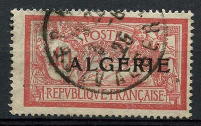 Algeria 1927 SG#19, 40c Red And Pale Blue Used #A94178