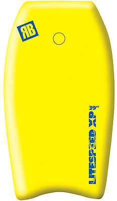 "REDBACK - 42"" Litespeed XP VORTEX Bodyboard - Yellow"