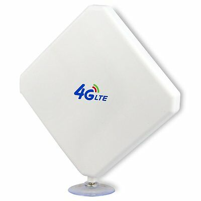 35dBi 4G/LTE CellPhone Broadband Signal Booster Repeater Amplifier RG174 Cable