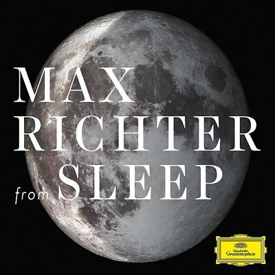 Max Richter From Sleep Lp Vinyl New 33Rpm