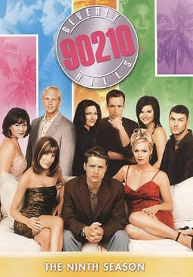 Beverly Hills 90210: The Ninth Season New Dvd