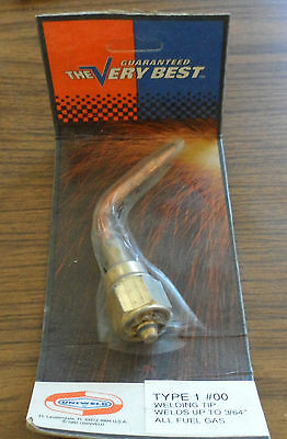 American Torch Tip Company Welding Torch Attachment Size1-00