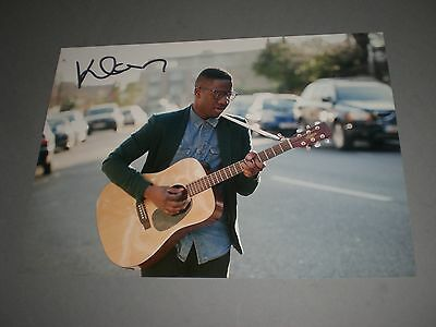 Kelvin Jones  Call You Home signed signiert Autogramm 20x28 Foto in person