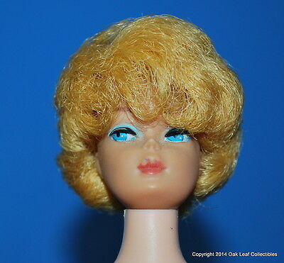 Vintage BARBIE Blonde Bubble Cut Barbie R Body and a ton of hair!