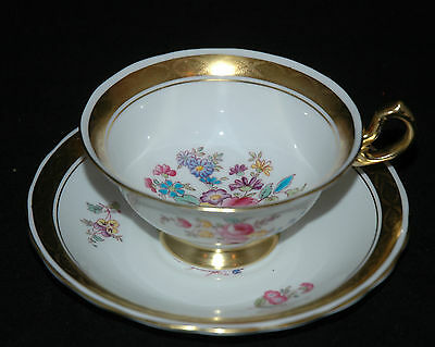 Royal Chelsea Fine China Cup & Saucer
