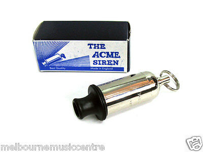 THE ACME SIREN *The Sound of an Early Police/Fire Siren* NEW!
