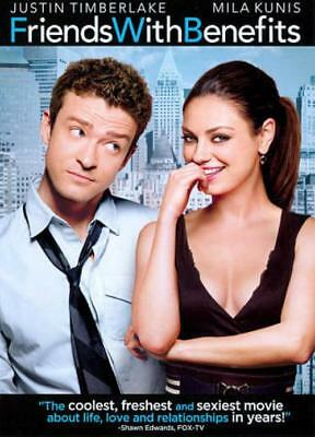Friends With Benefits New Dvd