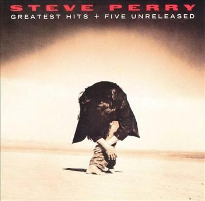 Steve Perry (Journey) - Greatest Hits + Five Unreleased New Cd