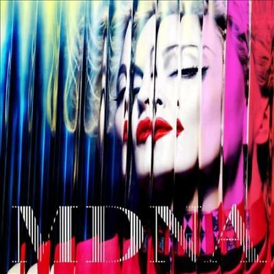 Madonna - Mdna [Deluxe Edition] [Pa] New Cd