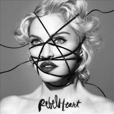 Madonna - Rebel Heart [Deluxe] [Pa] New Cd