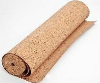 CORK ROLL tile bulletin board panel acoustic sheet wall