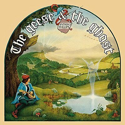 Anthony Phillips: The Geese & The Ghost (3CD Definitive Edition) (CD)