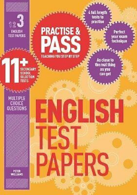 Practise & Pass 11  Level Three: English Practice Test Paper (Practise & Pass 11