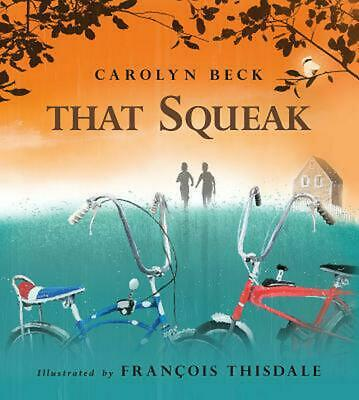 That Squeak by Carolyn Beck Hardcover Book (English)