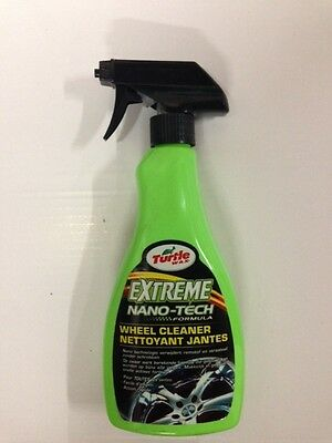 Turtle Wax - Extreme Wheel Cleaner Felgenreiniger - Nano Tech - 500 ml