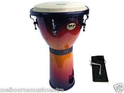 "MANO PERCUSSION DJEMBE *Tunable 12"" Pro Style* NEW!"