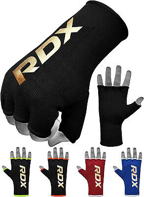 RDX Boxing Inner Hand Gloves Wraps Training Bandages MMA Muay Thai Kick Boxing