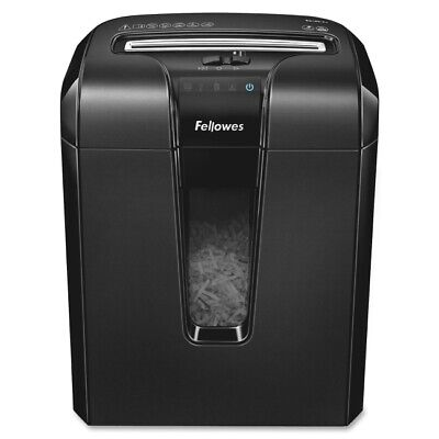 Fellowes Powershred 63Cb Cross-Cut Shredder w/ SafeSense Technology