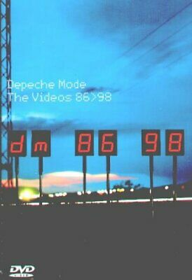 Depeche Mode: The Videos - 1986-98 DVD (2001) Depeche Mode