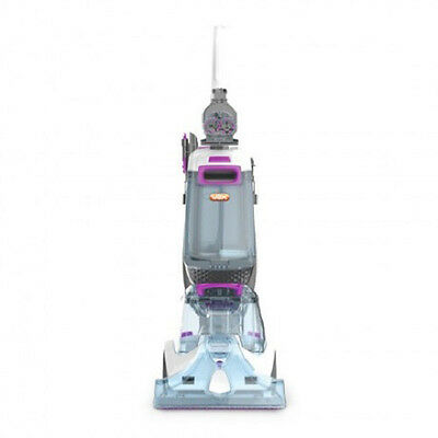 Vax W87-DV-R Dual V Advance Reach Upright Carpet Washer Cleaner RRP £379.99
