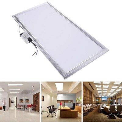 DELight® 24W LED Recessed Ceiling Panel Down Light Bright Bulb Ultra-thin Lamp