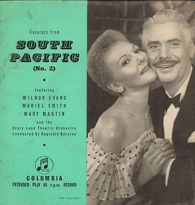 "Various Musical(7"" Vinyl P/S)South Pacific-Columbia-SEG 7688-UK-VG/VG"