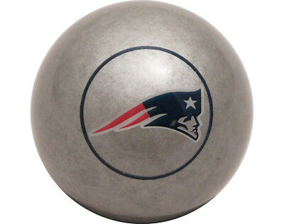 NFL Imperial New England Patriots Pool Billiard Cue/8 Ball - Old Style