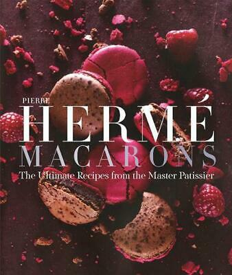 Pierre Herme Macaron by Pierre Herme Hardcover Book (English)