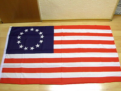 Fahnen Flagge USA Betsy Ross - 90 x 150 cm